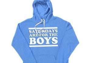 Saturdays Are For the Boys Fall Hoodies Have Arrived