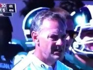 Mark Dantonio Is Potentially A Ghost