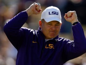 Les Miles Fired.