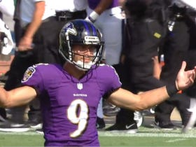 Justin Tucker Kicks Another Clutch FG And The Ravens Hold On To Beat The Jags 19-17