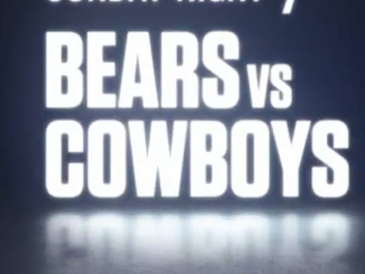 Let's Do This All Again, Bears vs Cowboys And GasMoneyBob's Week 3 Preview