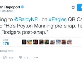Glad To Hear The Philly Media Is Keeping Their Carson Wentz Expectations In Check…Oh, Wait