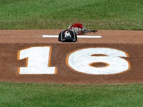 The Marlins Will All Wear No. 16 In Honor Of Jose Fernandez Tonight