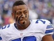 Cowboys Locker Room Leader Greg Hardy Arrested And Is In Jail For Drug Charges