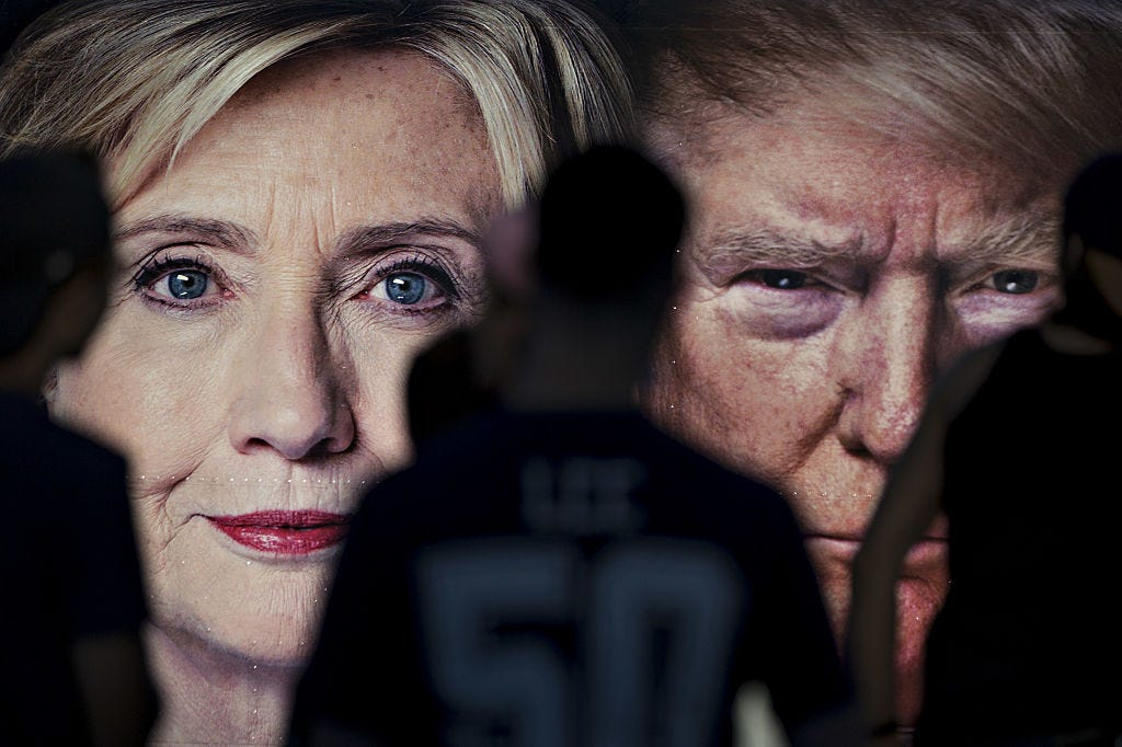 With 100 Million People Expected To Watch, Tonight's Presidential Debate Is The Most Anticipated In History