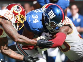Shane Vereen Ruled Out For The Season With A Triceps Injury