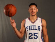 Ben Simmons Knows A Thing Or Two About GAINS
