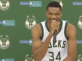 If Giannis Antetokounmpo Ever Needs A Backup Plan, I Suggest Stand Up Comedian