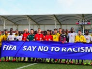 Shoutout To FIFA For Fixing Racism