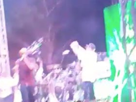 Bone Thugs N Harmony Singer Gets Whacked In The Face By A Freaking Drone