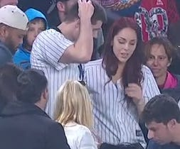 If You Propose At A Stadium You Kind Of Deserve To Lose The Ring
