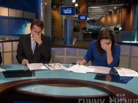 Dude Who Lived With Goats Wins The Nobel Prize For It, News Anchors Laugh Their Asses Off Reporting It