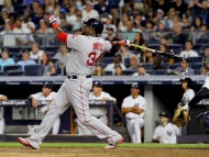 David Ortiz: 'I'm Gonna Try To Hit The Ball Over That White Fence, All The Way To The Motherfucking Choo Choo Train'