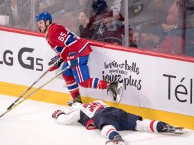 Let's Talk About A Few Questionable Hits In Hockey Last Night