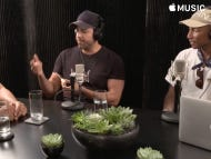 David Blaine Sticks An Ice Pick Through His Hand, Doesn't Bleed And Freaks Out Pharrell In The Process