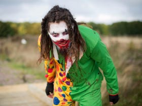 A Creepy Clown Was Spotted Walking The Streets In Central New York (Update: One Was Also Allegedly Seen In Long Island)