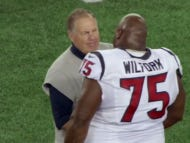 Bill Belichick Mic'd Up From The Texans Game Is Out So You Won't Need Porn Tonight