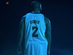 Drake Wore A Derek Fisher Jersey At His Show In L.A. And Then Threw Some Shade At Matt Barnes On Instagram