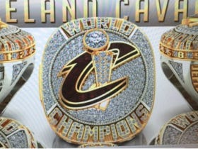 Dan Gilbert Is Giving Championship Rings To More Than 1,000 Employees Of The Cavs And Quicken Loans Arena