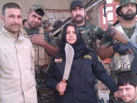 "Housewife Gets Revenge On ISIS For Murdering Her Entire Family By Hunting Them Down, Killing Them, And ""Cooking Their Heads"""