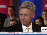 Presidential Candidate Gary Johnson Not Being Able To Name A Single World Leader Was One Of The Most Cringeworthy Moments I've Ever Seen