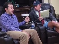 Barstool Sports Interview With Jay Danahy, Passenger On The Hoboken Train