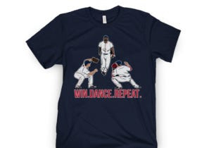 Gear Up For The Red Sox Postseason Run With Some T-Shirts