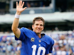 Eli Manning Dropped The Ultimate Dad Joke When Discussing If The Vikings Have His Number