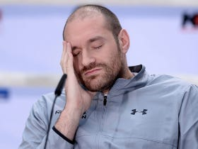 Heavyweight Champion Tyson Fury May Be Stripped Of His Title Belts After Reportedly Testing Positive For Cocaine