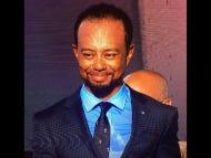 Tiger Woods Lookin' Good Last Night!