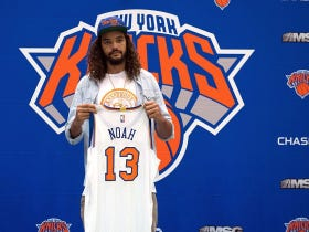 Joakim Noah Did Not Attend A Knicks Team Dinner With West Point Cadets Because He Was Uncomfortable As A Pacifist