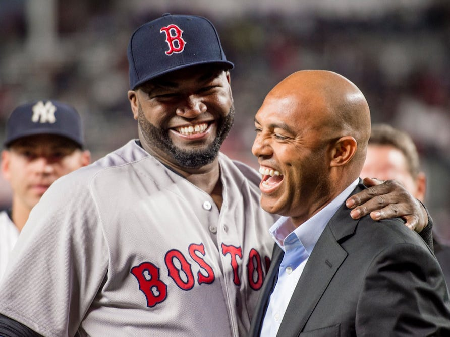 How Do We Feel About The Retirement Gifts That The Yankees Gave To David Ortiz?
