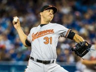 Bird Watching- Ubaldo Jimenez And Orioles Take Care Of Toronto, Tie Them For Top Wild Card Standing As O's Finish Up In New York.