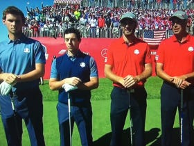 "A Ryder Cup Fan Yelling ""Rory's So Tiny!"" Might Be The Meanest Thing I've Ever Seen"