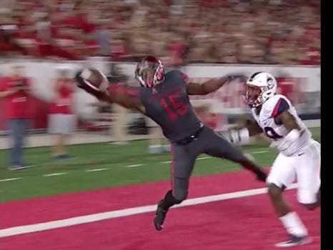 Watch This Houston Dude Make The Weekly Catch of the Year With One Damn Hand