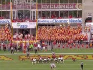 Iowa State Kills Baylor For 3 Quarters……..Then Collapses And Loses On A Last-Second Field Goal