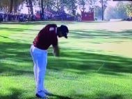 Brooks Koepka With The Cold Shank At The Ryder Cup!