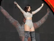 Demi Lovato, Who Had An Eating Disorder, Is In Trouble For 'Body Shaming' Taylor Swift's Squad Of Skinny White Girls