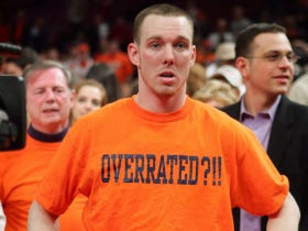 The NCAA Is Vacating 101 Of Syracuse Basketball's Wins, Including The 2006 Big East Championship That Gerry McNamara Carried Them To