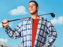 Wake Up With Happy Gilmore