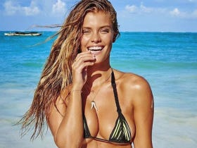 Nina Agdal Is Here To Bless Your Thursday