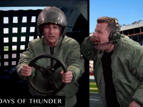 Tom Cruise Recreates Tom Cruise's Movie Career In 8 Minutes