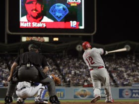 #TBT To The Time Matt Stairs Ripped One Into The Night During The 2008 NLCS