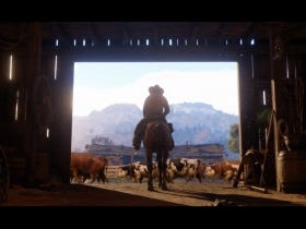 Here's The Teaser Trailer For 'Red Dead Redemption 2′