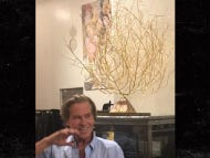 Val Kilmer Is Selling A Tumbleweed Dipped In 22k Gold For $150,000