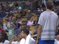 A Young Celtics Fan Mocked Joakim Noah's Shooting Motion And I Can't Even Blame The Kid
