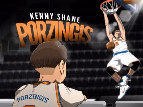 """Porzingis""  AKA The Hottest Jam In The Universe Takes Us Into The Weekend"