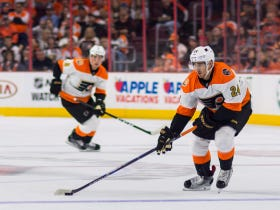 I Propose A New Rule That All Flyers Games Will Only Be 2 Periods Long