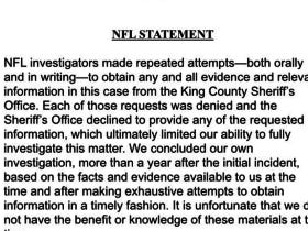 The NFL Is Such A Bunch Of Lying Scumbags It Makes My Head Spin