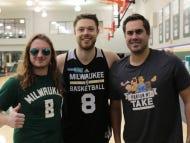 Pardon My Take 10/21/2016- Matthew Dellavedova and Stingray Steve
